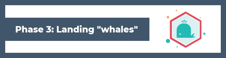 Landing Whales